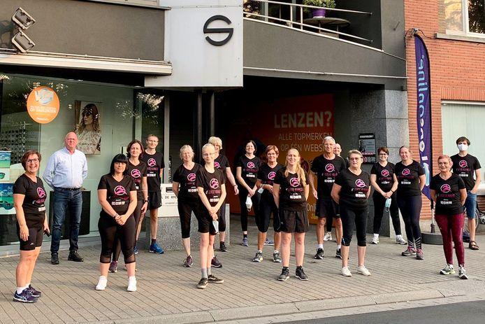 Joggingclub d'Einse Runners heeft samen met de directie van het GO! MPI 't Craeneveld een coronaveilig alternatief uitgewerkt voor de jaarlijkse MPI GO! Run.