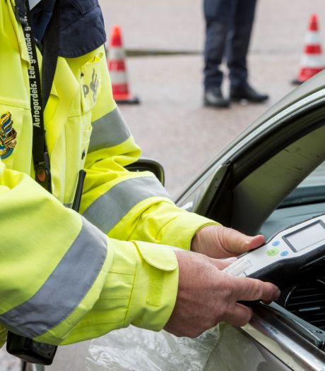 Automobilist twee keer achter elkaar opgepakt onder invloed van amfetamine, cocaïne en methamfetamine