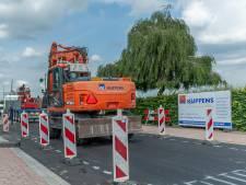Grootschoterweg in Budel-Schoot na opknapbeurt weer geopend