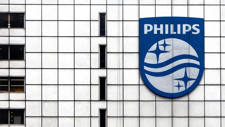 Het hoofdkantoor van Philips in Amsterdam. Beeld anp