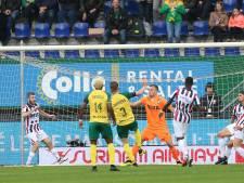 LIVE | Dammers brengt Fortuna op voorsprong tegen Willem II