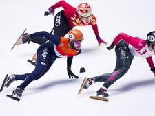 Knegt mist het podium op de 1500 meter