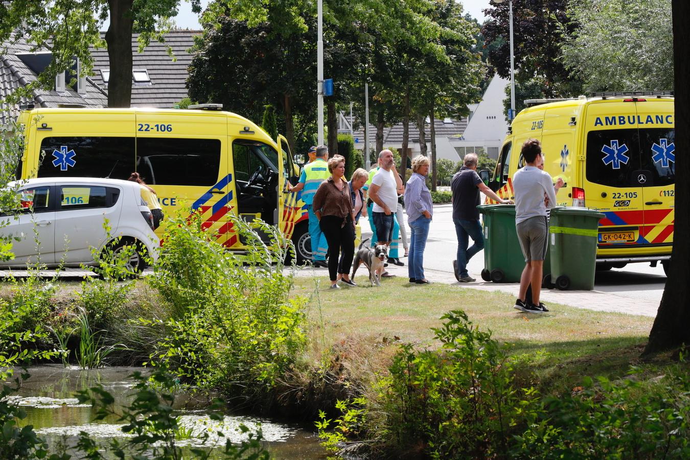 Arrestatieteam haalt verwarde man van dak in Eindhoven