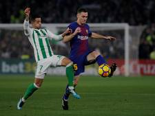 Barcelona is Vermaelen twee weken kwijt