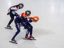 Knegt leidt ploeg naar EK-finale, relayvrouwen na val Schulting uitgeschakeld