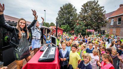 De Klimtoren verwelkomt leerlingen met festival