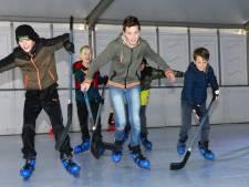 Goedmakertje voor De Kanis: gratis ijsbaan