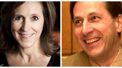 Verrassing tijdens laatste 'De Bende': Annemie Peeters is al 8 jaar samen met columnist Koen Meulenaere