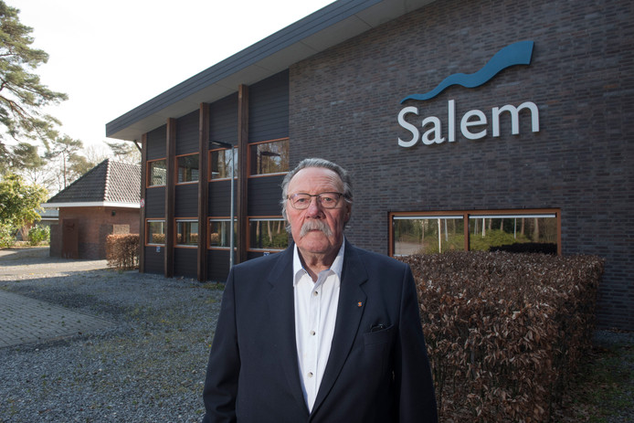 Zes keer ging het astmabehandelcentrum Salem dicht, zeven keer ging het open. Maar het is gebeurd en Stichting Steunfonds Salem heeft zichzelf na 25 jaar opgeheven. Alltime voorzitter Dolf Hofmans is vooral dankbaar voor wat ze hebben kunnen doen voor kinderen die het benauwd hebben.