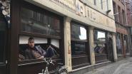 Pannenkoekenhuis Gwenola in de Donkersteeg wordt klerenwinkel Vertigo