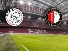 LIVE | Johan Cruijff Arena telt af naar Klassieker, Feyenoord waarschijnlijk met Pratto en Haps