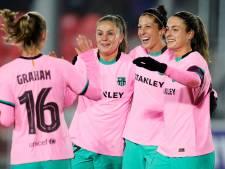 Vrouwen PSV zijn gewaarschuwd voor jagende doelpuntenmachine Barcelona