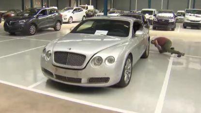 Luxewagen voor een prijsje: fiscus verkoopt 'criminele' auto's