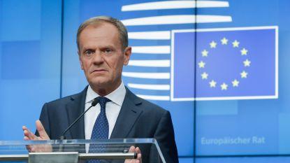 Donald Tusk wil minstens twee vrouwen in Europese topfuncties