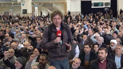 """VTM NIEUWS-journalist Robin Ramaekers: """"Iran voelt zich in het nauw gedreven door het Westen"""""""