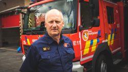"""Brandweerkapitein Patrick (52) lag twee weken in kunstmatige coma: """"Ook ik doe opnieuw een terrasje, maar ik hoop ook dat iedereen de ernst van dit virus beseft"""""""