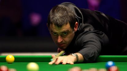 "O'Sullivan over English Open: ""Elke dag hier is een verloren dag in mijn leven"", snookerbaas is gezeur beu"