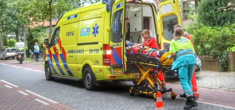 Vrouw uit Den Dolder valt in kelder van haar woning,  traumahelikopter rukt uit