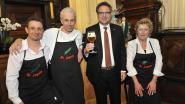 Kapels trio stelt bier 'De Legende' voor