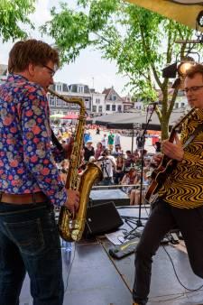 Tropische temperaturen op Amersfoort Jazz