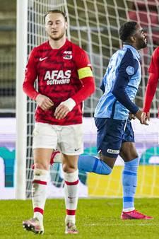 Topclubbeul AZ verslikt zich na ongeslagen reeks in FC Utrecht