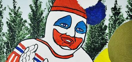 Hebbeding voor horrorfans: schilderij van echte, geëxecuteerde killerclown