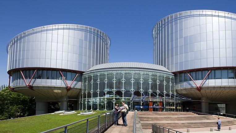 Europees Hof voor de Rechten van de Mens. Beeld anp