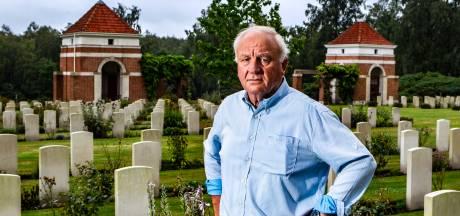 'Geef elke steen een verhaal': Holten heeft op Canadese begraafplaats nog ruim 500 te gaan