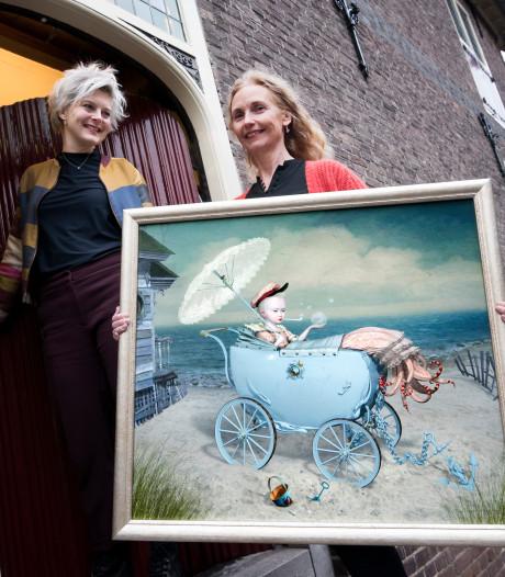 Woerdenaren lenen hun kunst uit voor expositie 'Lievelingen'