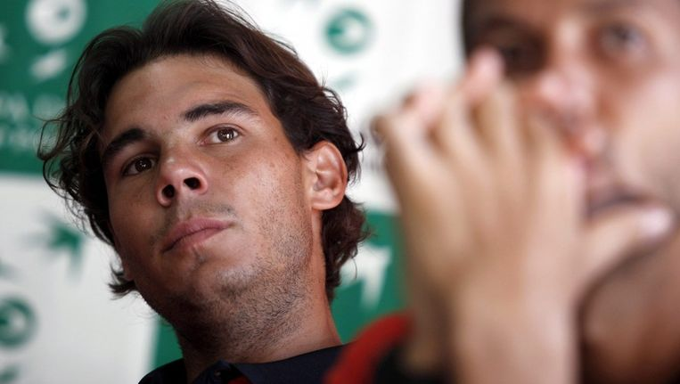 Rafael Nadal. Beeld epa
