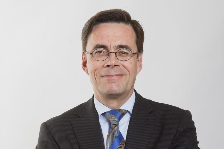 Cees Oudshoorn, per 1 juni 2016 algemeen directeur van VNO-NCW. Beeld ANP Pers Support