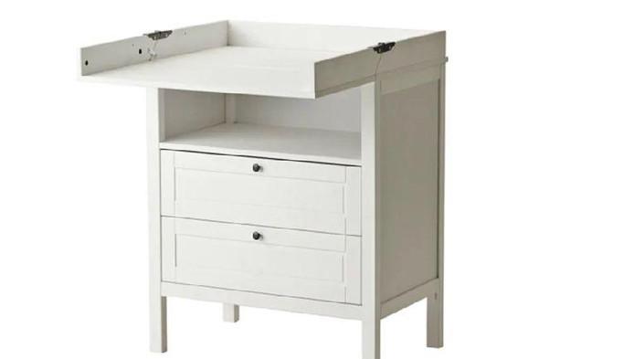Ikea Rappelle Une Table à Langer Après Des Incidents