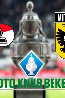 LIVE | AZ wil tegen Vitesse revanche voor verloren bekerfinale