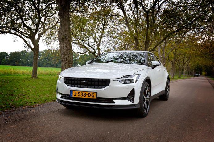 De afwerking van de Polestar 2 is piekfijn en de gebruikte materialen zijn minimaal van Volvo-kwaliteit.