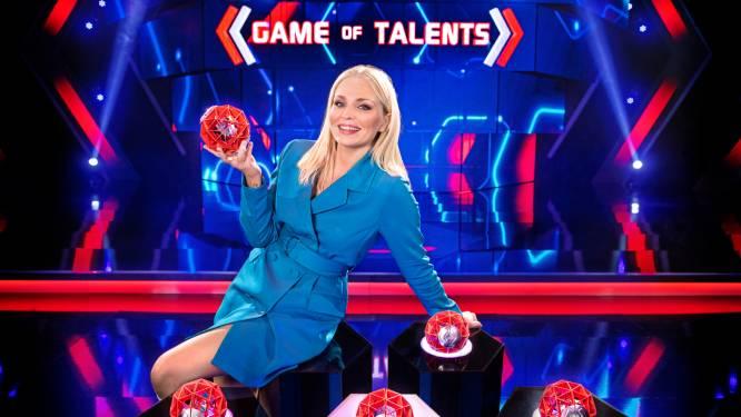Julie Van den Steen in 'Game of Talents' en Axel Daeseleire pluist erfenissen uit: dit is het voorjaar van VTM en VTM2