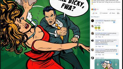 Klacht over Bicky-reclame waarin man vrouw slaat gegrond verklaard in Nederland
