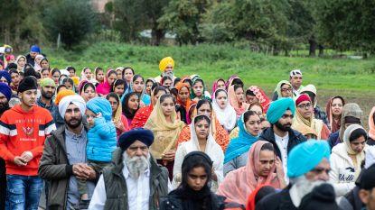 IN BEELD: Sikhgemeenschap viert volksfeest