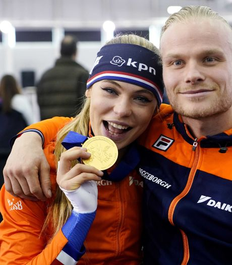 Schaatsteam Verweij en Leerdam gaat Worldstream heten