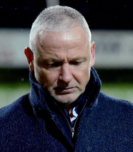 Trainer Jack de Gier respecteert besluit van GA Eagles