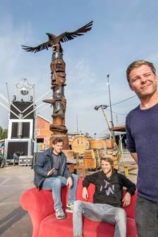 Into the Woods slaat vleugels uit op Amsterdam Dance Event