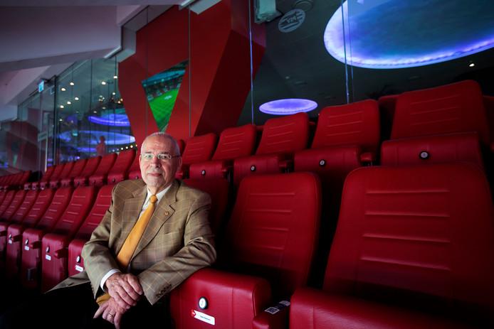 Jacques Ruts, voorzitter van PSV tussen 1983 en 1993.