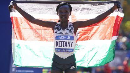 Keniaanse Keitany wint voor 4e keer marathon van New York, ook Ethiopiër Desisa mag vieren