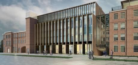 Luxe hotel op het KVL-terrein in Oisterwijk nadert zijn voltooiing