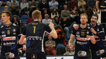 """Kristof Hoho blikt vooruit naar bekerfinale volleybal: """"De underdog kan winnen. Op de toppen van de tenen en aan 200%"""""""