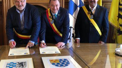 Glabbeek en Middelkerke zijn officieel verbroederd
