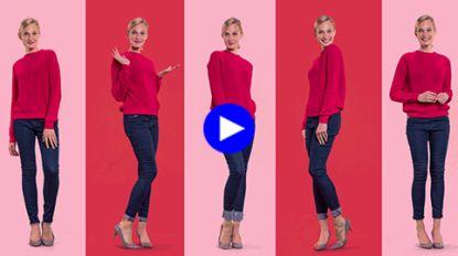 The only way is up: 5 manieren om je jeans op te rollen!