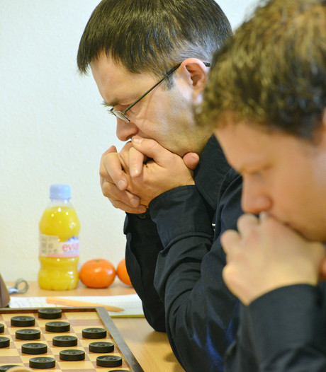 Terugval Evgueni Vatoetin op WK