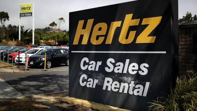 Autoverhuurbedrijf Hertz vraagt in VS en Canada bescherming tegen schuldeisers