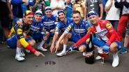 KOERS KORT (9/6). Deceuninck-Quick.Step pakt eindzege in Hammer Series Limburg - Ulissi rondt teamwerk UAE Emirates af in GP Lugano