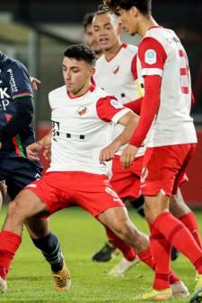 Coronabesmettingen bij TOP Oss: duel met Jong FC Utrecht afgelast